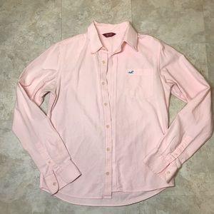 Hollister Button Down Shirt Size M